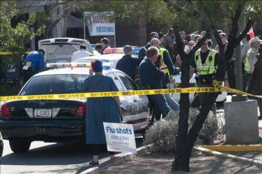 Al menos cinco muertos en un tiroteo en Las Vegas