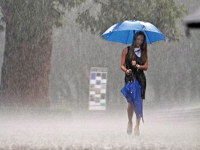 Vaguada frontal seguirá provocando aguaceros y tormentas eléctricas