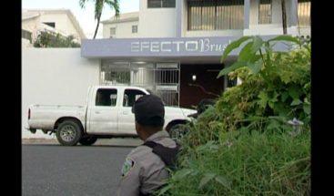 Fiscalía del Distrito allana instalaciones del centro Efecto Brush