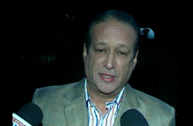 Pared Pérez dice solo declinaría de aspiraciones presidenciales si se pone en riesgo unidad PLD