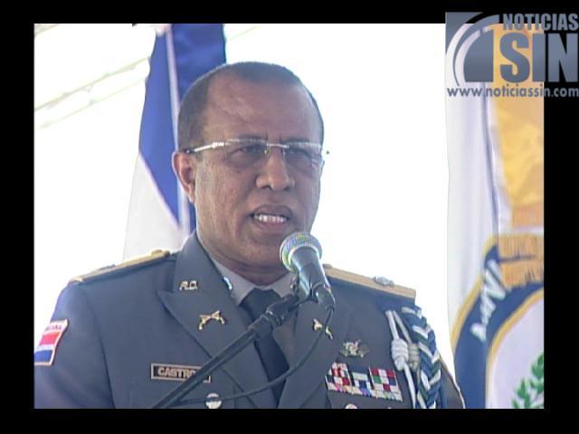 Jefe de PN resalta proceso de modernización en esa institución