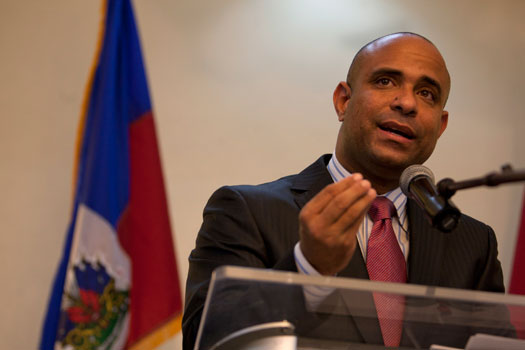 Primer ministro haitiano asegura que cree en