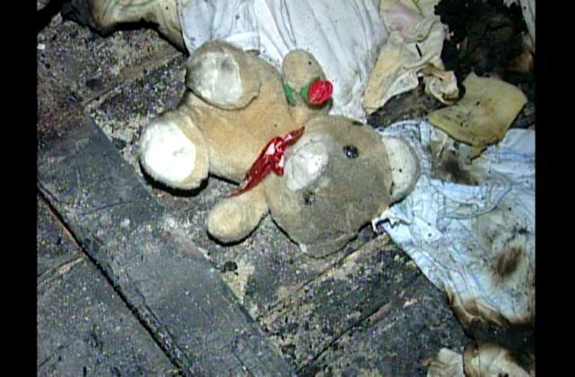 Dos niñas mueren calcinadas al quemarse su casa en San Cristóbal