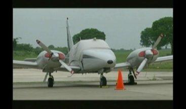 A tribunales implicados en decomiso de dinero ilegal en avioneta