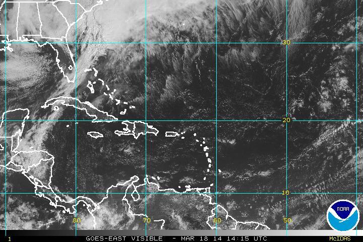 Lluvias seguirán escasas, informa Meteorología