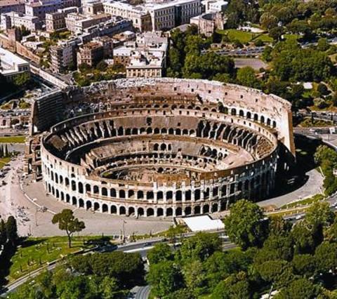 Obama visita el Coliseo con una Roma blindada y tras encuentros oficiales