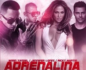 """Wisin lanza video de su sencillo """"Adrenalina"""" ft. Ricky Martin y JLo"""
