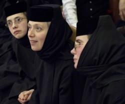 Liberadas las 12 monjas raptadas en Siria en diciembre pasado
