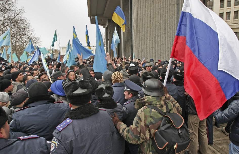 Autoridades de Crimea: la reunificación con Rusia ya está en vigor