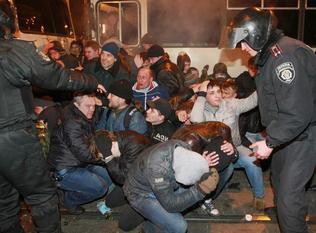 Crimea denuncia el cierre de la frontera con Ucrania
