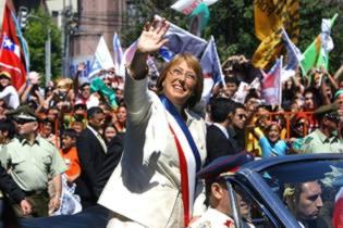 Congreso chileno asume legislatura con Allende como presidenta del Senado