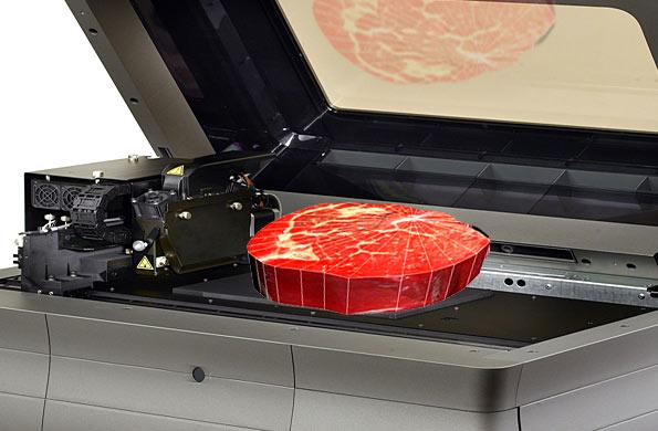 La comida del futuro se podrá imprimir en tres dimensiones