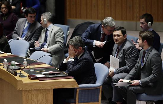 Ucrania denuncia ante ONU que Rusia ha enviado16 mil soldados a Crimea