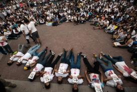 Denuncian el aislamiento del opositor venezolano Leopoldo López en la cárcel