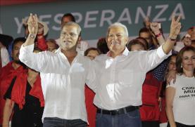 Maduro felicita a Sánchez Cerén por su triunfo en El Salvador