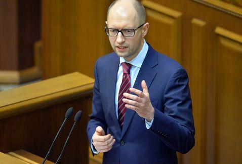 Primer ministro de Ucrania dice que no se entregará Crimea a nadie