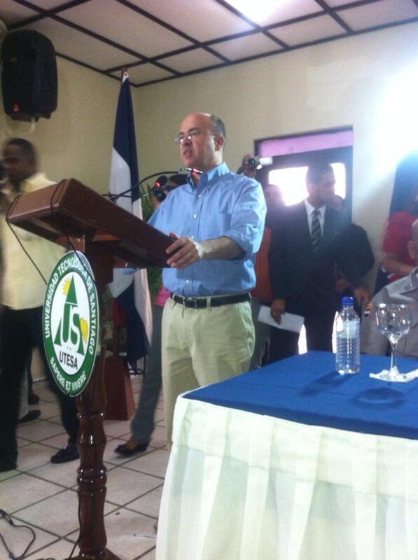 Procurador ve provincia Valverde como ejemplo lucha contra violencia
