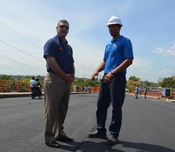 MOPC informa reabrirá puente Haina el lunes 17 de marzo