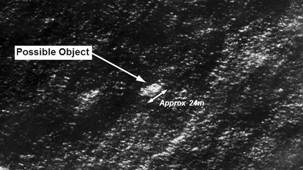 Australia halla en Índico objetos podrían pertenecer al avión desaparecido