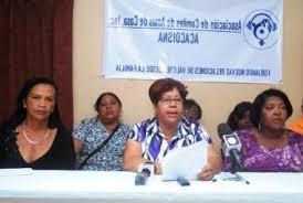 En Día Internacional de la Mujer amas de casa piden políticas las beneficien