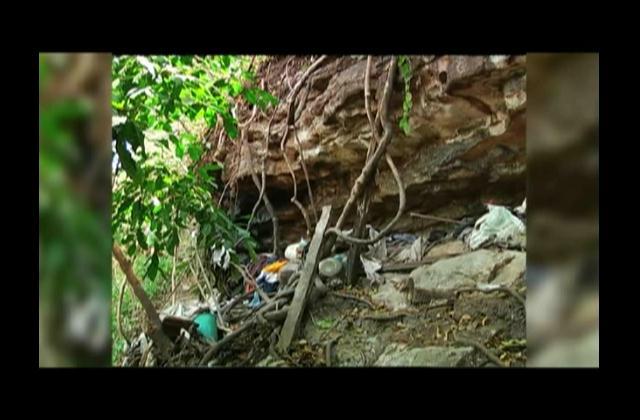 Rescatan hombre vivió como cavernícola por casi dos décadas