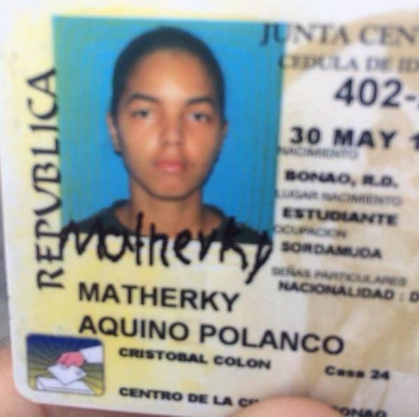 Encuentran muerta en Bonao a joven desaparecida