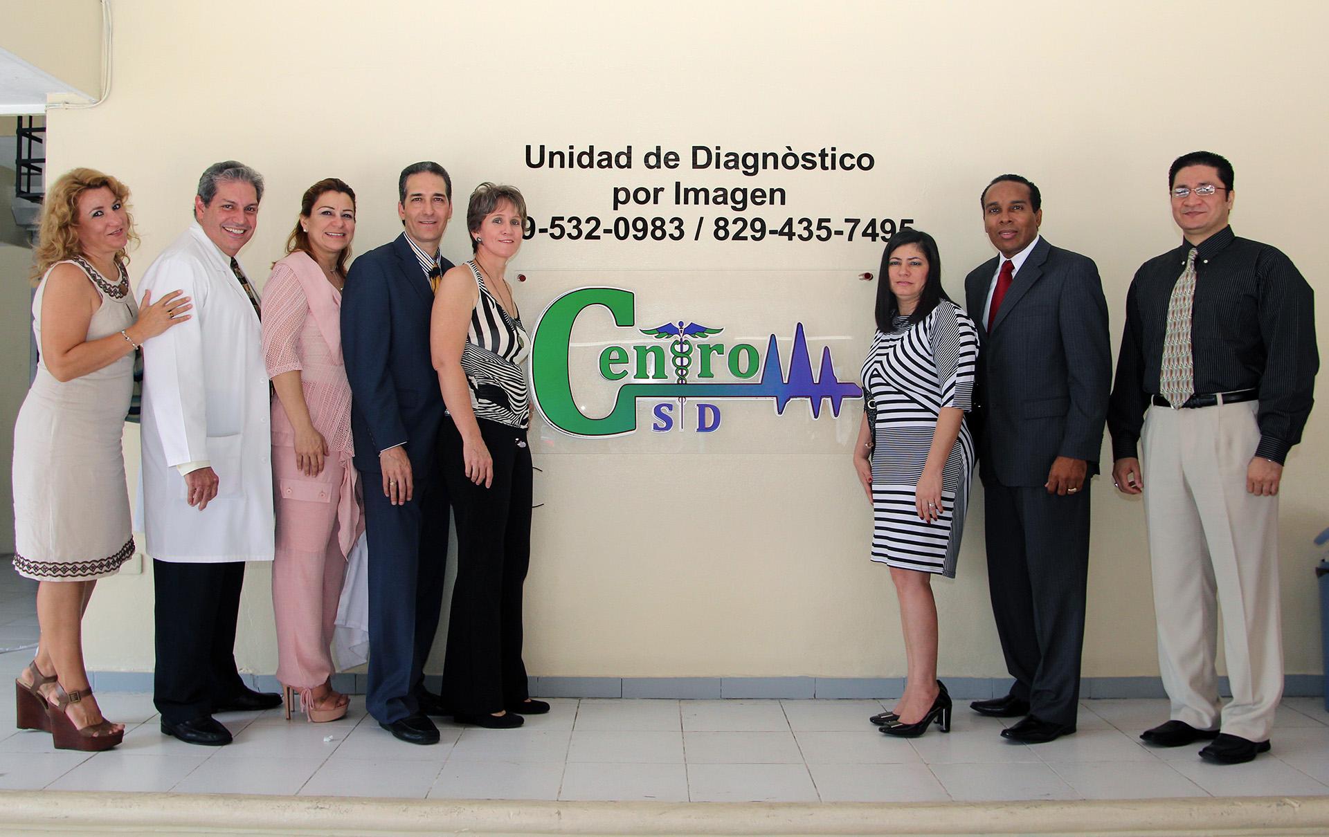Nuevo centro de diagnósticos, para servicios y docencia