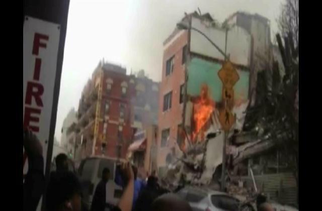 Al menos dos posibles víctimas mexicanas tras explosión en NY