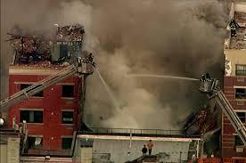 Revelan imágenes de cámara seguridad sobre explosión de gas en Nueva York