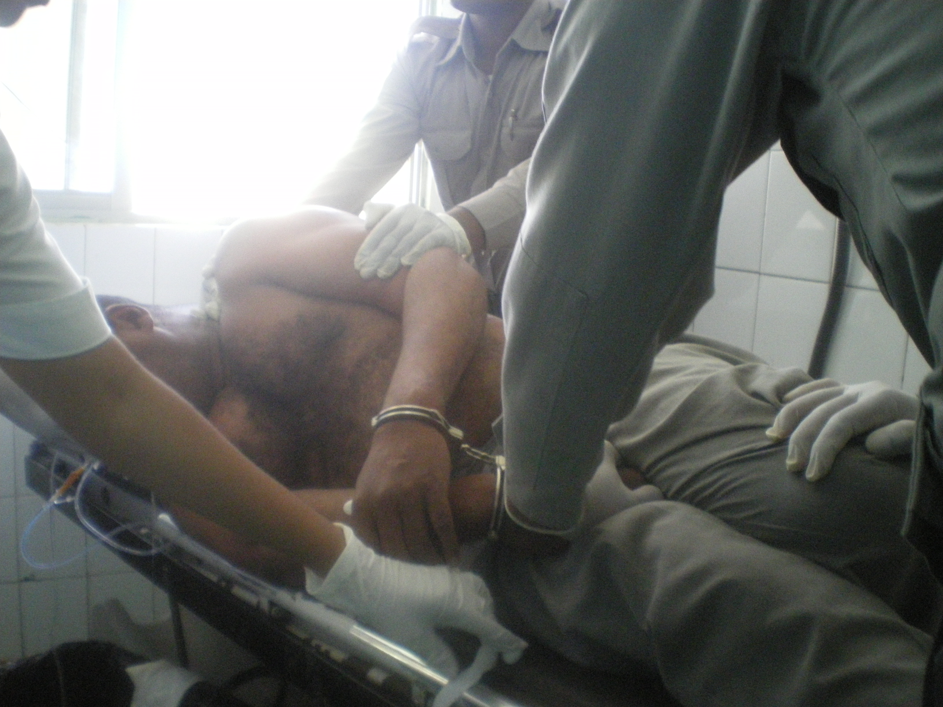 Recluso de cárcel pública de Higüey intenta quitarse la vida