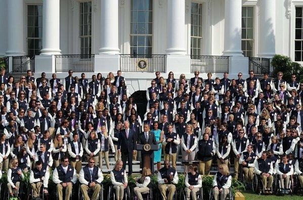 Delegación de EE.UU. a los paralímpicos no viajará por crisis en Ucrania