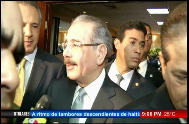 Aumento en precio de peajes no es definitivo, afirma presidente Medina