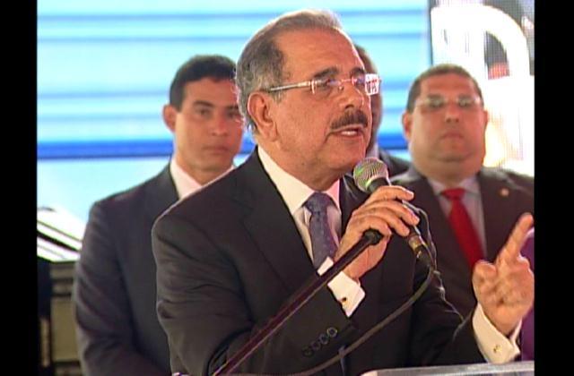 """""""Yo no puedo violentar la ley, en RD hay seguridad jurídica"""" dice Medina"""