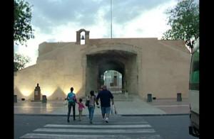 Piden realicen evaluación sobre remozamiento a la Puerta del Conde