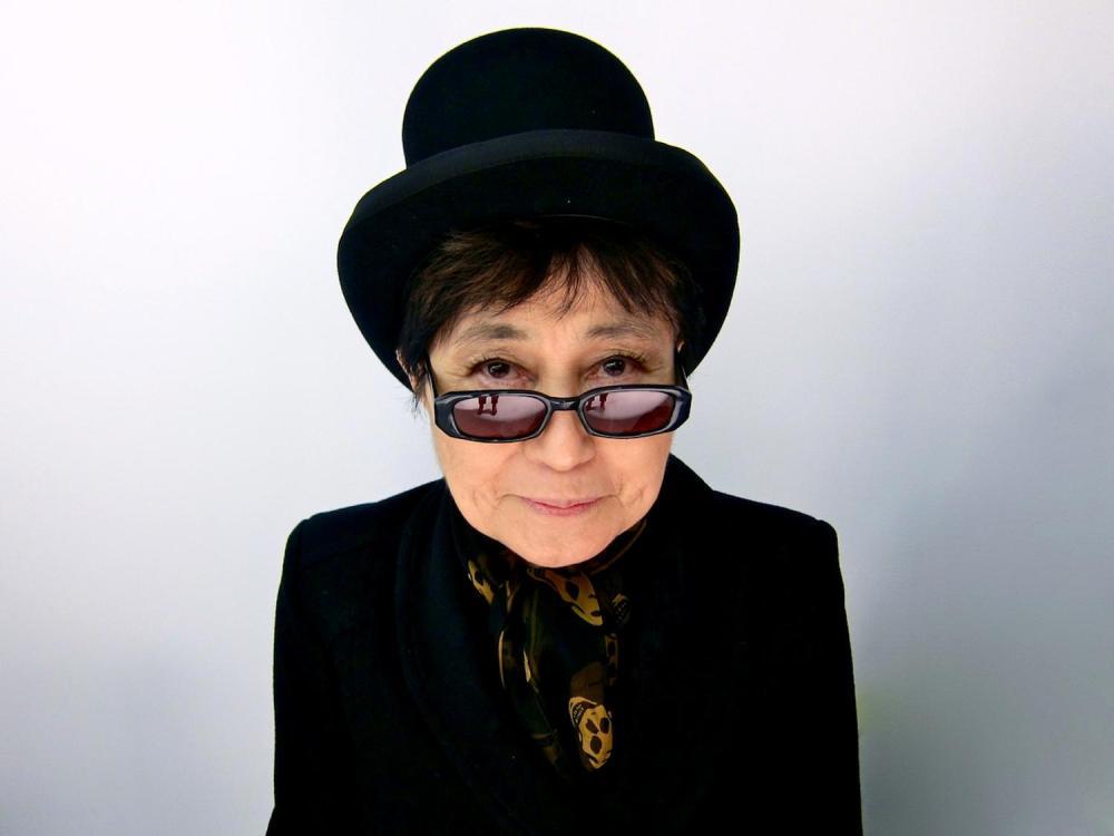 Yoko Ono: Cuando murió John decidí cambiar y afrontar la vida con alegría