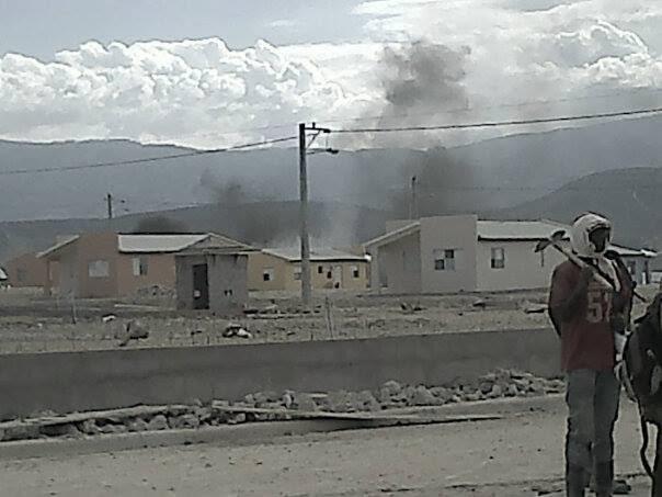 Dominicanos y haitianos heridos en protesta en Boca Cachón
