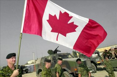 Canadá retira sus tropas tras trece años de operaciones en Afganistán