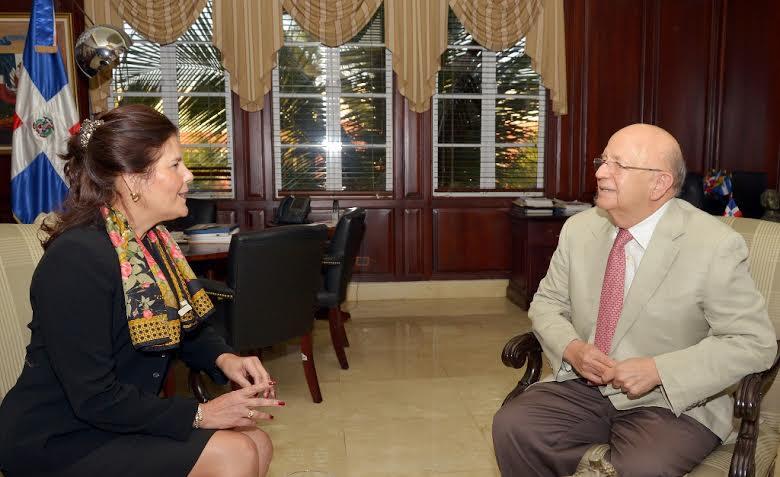 Cuerpo Consular en RD valora apoyo de Cancillería