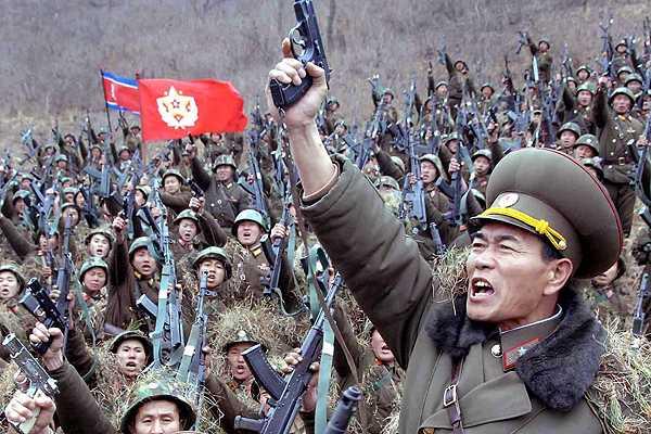 Corea del Norte amenaza con la guerra a EE.UU. por acusaciones del ciberataque