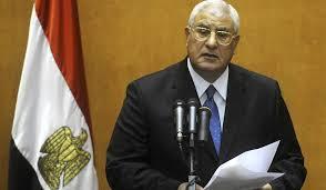 El presidente egipcio promulga la ley de elecciones presidenciales