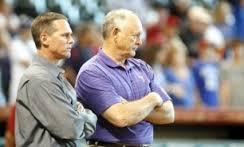 Nolan Ryan y Craig Biggio participarán en ceremonia inaugural de los Astros