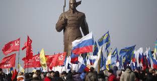Rusia considera legal la declaración de independencia de Crimea