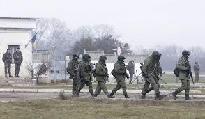 Ucrania denuncia el despliegue de 30.000 soldados rusos en Crimea