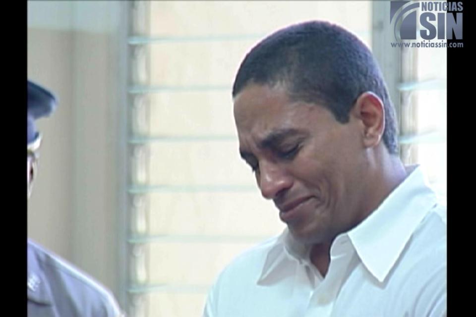 Jueza se reserva fallo solicitud de libertad Eddy Brito
