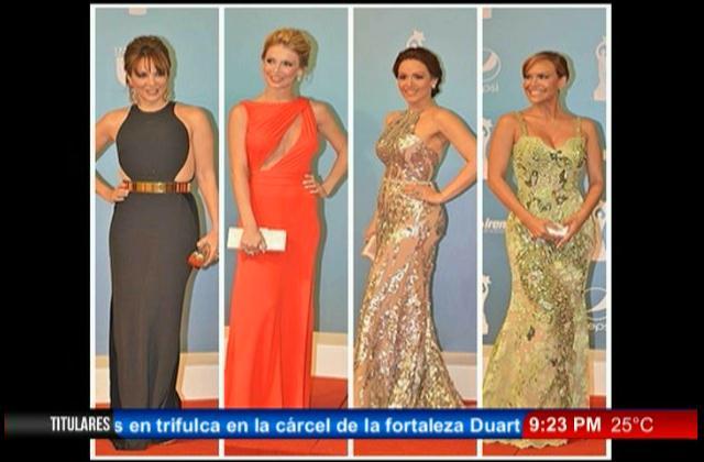 ¿Cuál será la tendencia en la moda de esta edición de Premios Soberano?