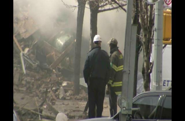 Aumentan a 7 los fallecidos en explosión de gas de Nueva York