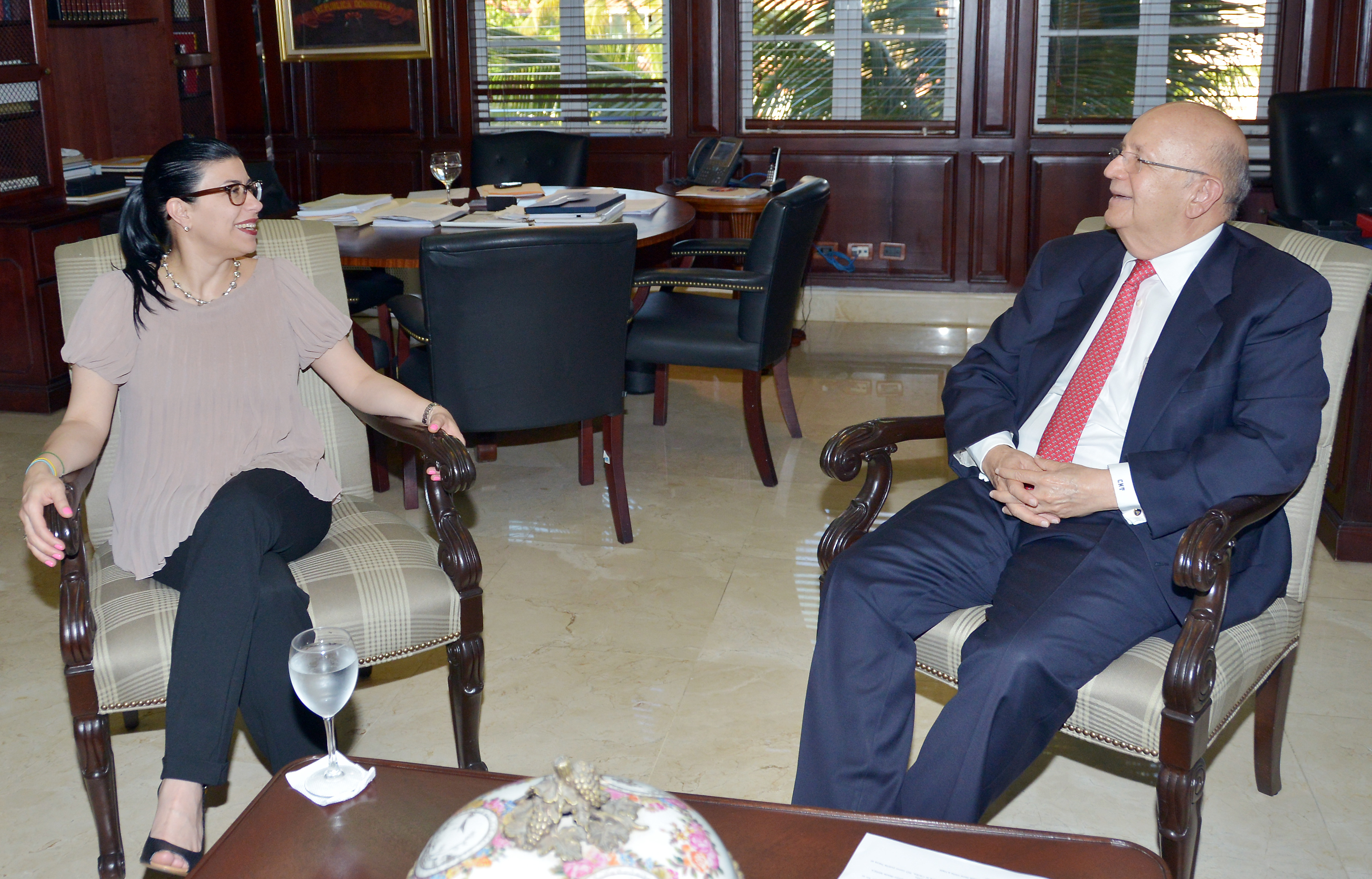 México se ofrece para contribuir al acercamiento entre RD y Haití