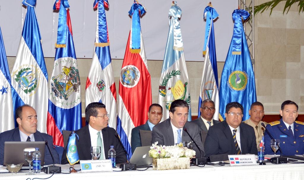 RD procura consolidar agenda regional de seguridad