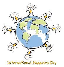 Día mundial de la Felicidad: