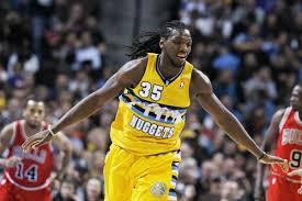 107-111 Faried y los Nuggets sorprenden a los líderes Heat